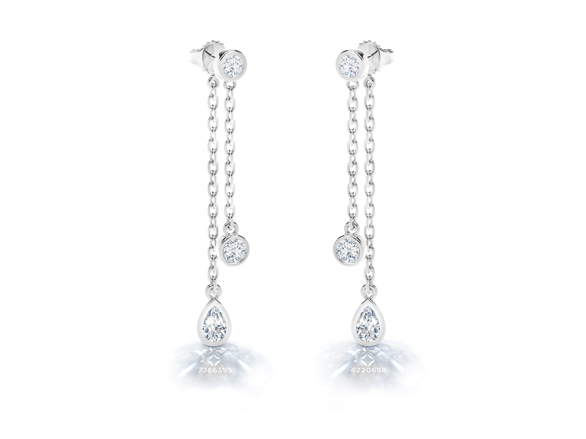 Forevermark - EARRINGS_Inscription.jpg - brand name designer jewelry in  Pittsburgh, Pennsylvania